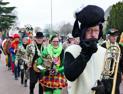 Carnavalsoptocht Weurt en Beuningen