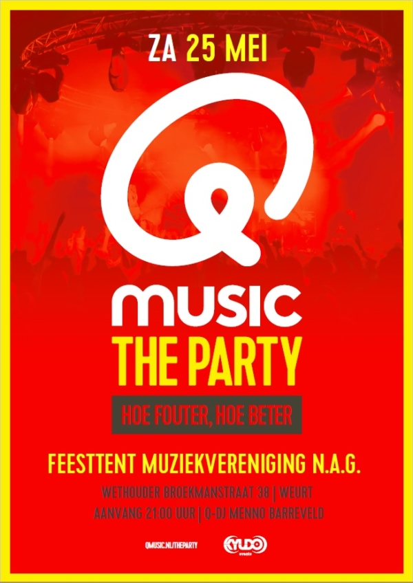 Q Music in Weurt