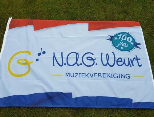 Vlag van N.A.G.