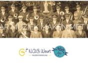 Muziekvereniging NAG Weurt 100 jaar