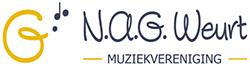 Muziekvereniging N.A.G. – Weurt Logo
